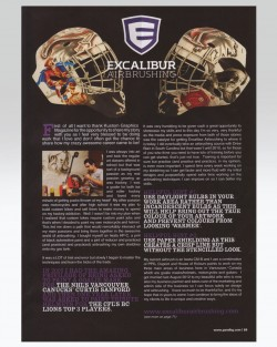 Kustom-Pinstriping-and-Graphics-Magazine-article-featuring-Excalibur-Airbrushing-Article 3